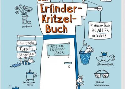 Cover Erfinder-Kritzelbuch
