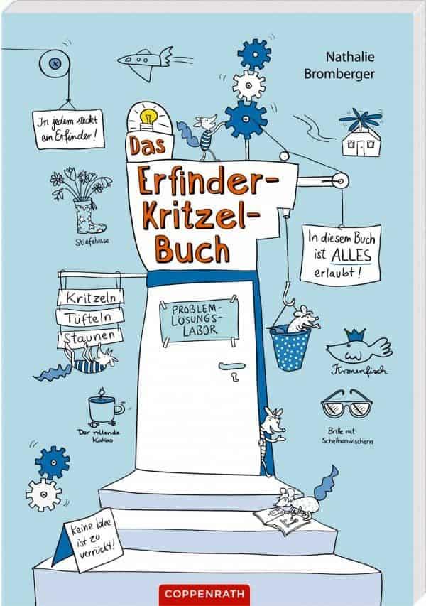 Ein Buch für Kinder, die gerne basteln und erfinden