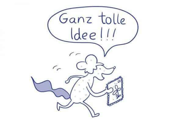 Hörchen-Comic
