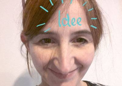 Nathalie-mit-Idee