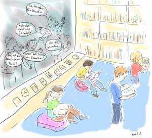 Jedem Kind ein Buch (seiner Wahl)