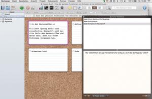 Scrivener – drei gute Gründe das Programm zu lieben