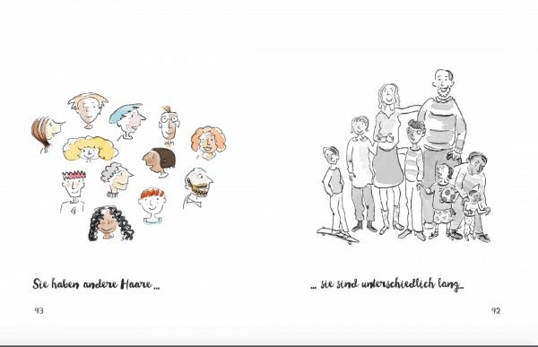 Das Andersbuch - Innenseite 1