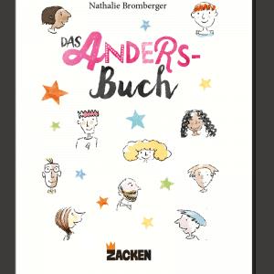 Das Anders-Buch Ein fröhlicher Comic für Menschen ab 8