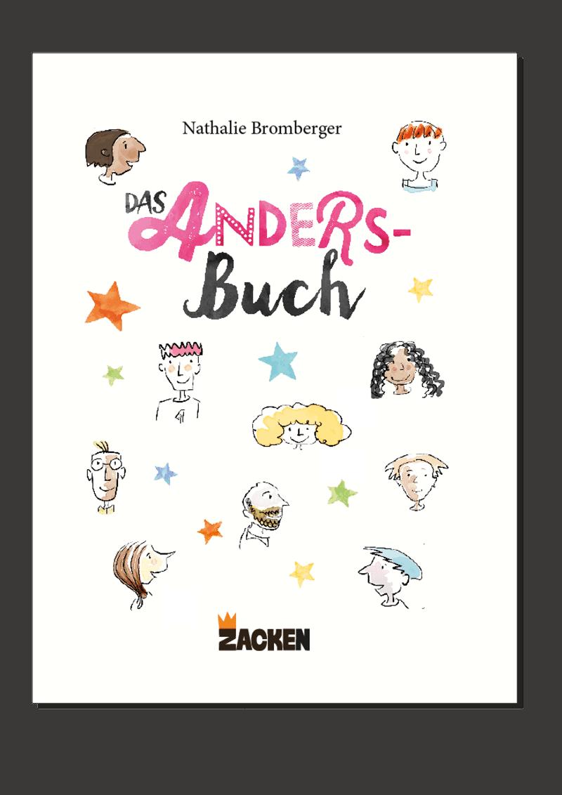 Das Anders-Buch - ein Sachcomic für Kinder