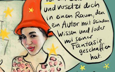 Die Leute hinter den Ideen: Ruth Frobeen