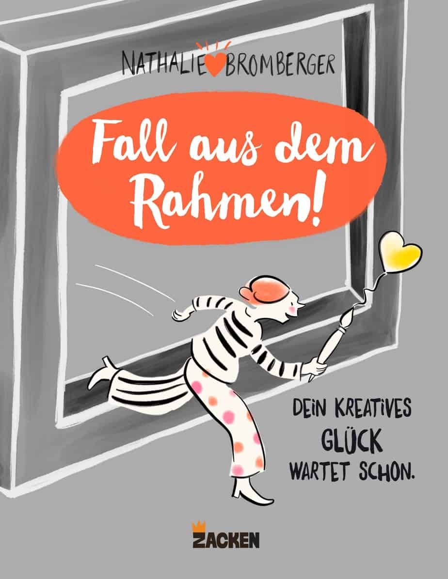 Comics und Illustration   Zacken Verlag Nathalie Bromberger