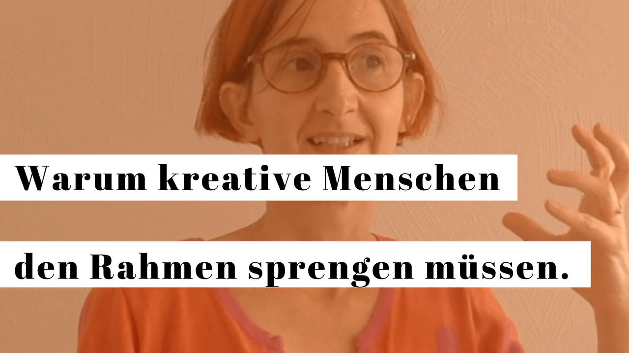 Video zum Thema kreativer werden