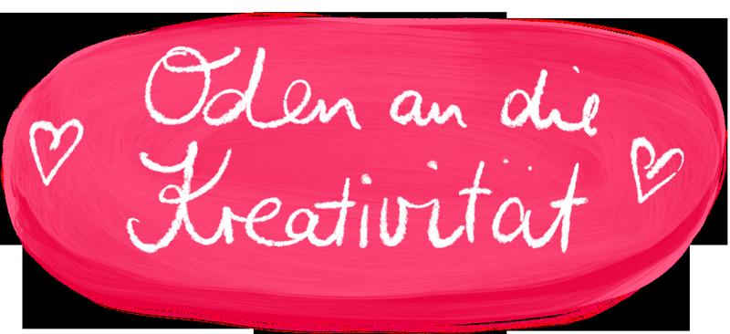 Oden an die Kreativität